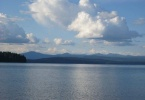 Nearby Lake Almanor