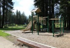 Clear Creek Park playground